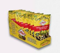 10 pcs Box Crespo Pitted Green Olives with Chili Pepper Pouch