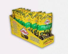 10 pcs Box Crespo Pitted Green Olives with Herbs & Garlic Pouch
